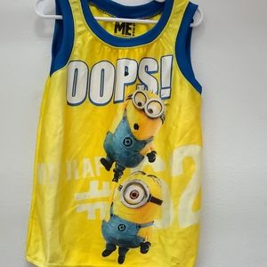 Other - Despicable Me Minion Tank Top